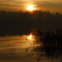 Jezioro Brzeżno - fot. Sebastian Bezak EKO-MAP