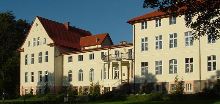 Pałac w Rzepczynie - fot. Sebastian Bezak EKO-MAP